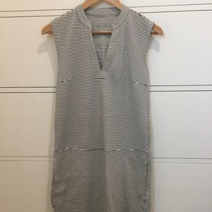 Carve Striped Dress